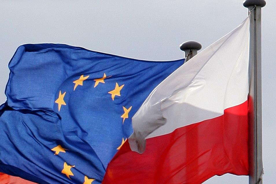 Polen klagt vor dem Europäischen Gerichtshof gegen die neue Rechtsstaatsklausel im EU-Haushalt. Auch Ungarn geht diesen Schritt.