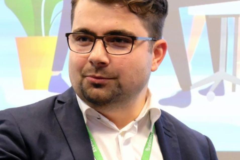 Unternehmer Tobias Göcke hat Supratix gegründet.