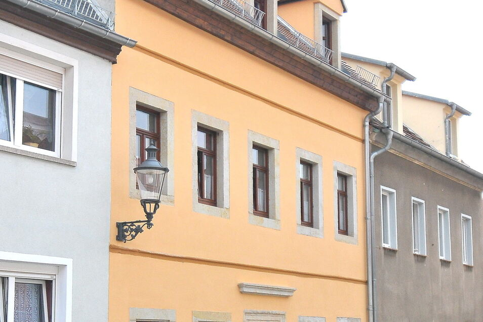 Auch zahlreiche private Häuser wurden in der Stadt mit Fördermitteln aus dem Stadtsanierungsprogramm auf Vordermann gebracht.