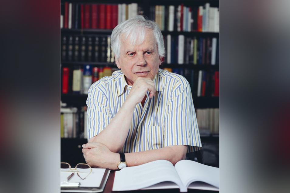 """Mit dem Roman """"Nachtzug nach Lissabon"""" erreichte Pascal Mercier ein Riesenpublikum."""