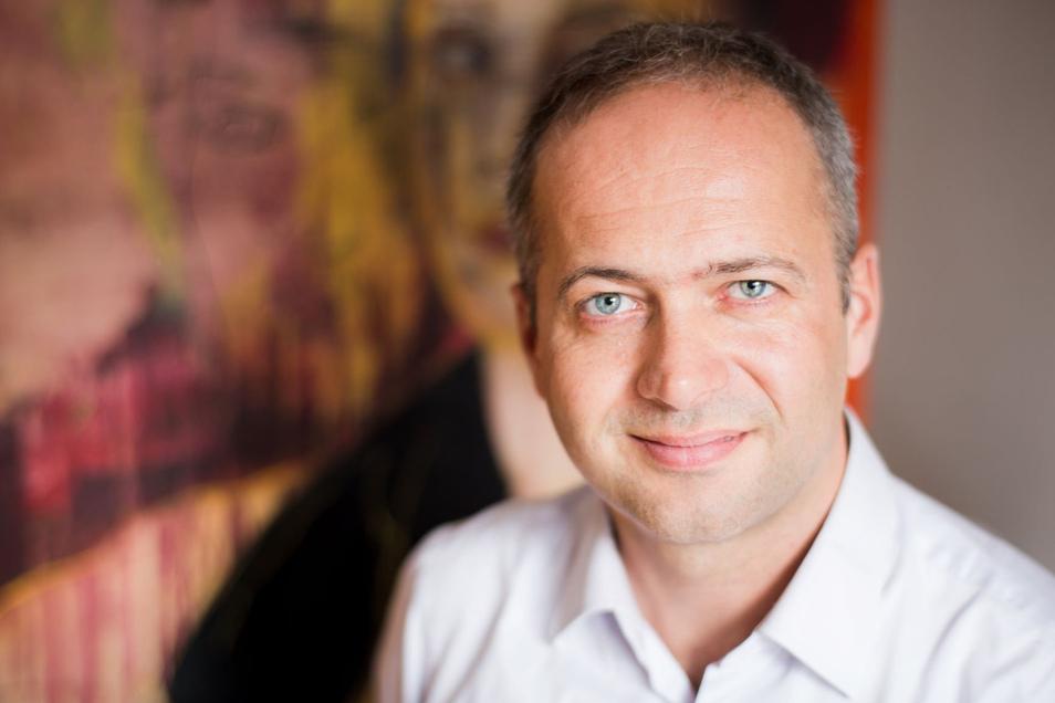 Gernot Wolfram, Autor des Buches Kontinentpfade, 2020.