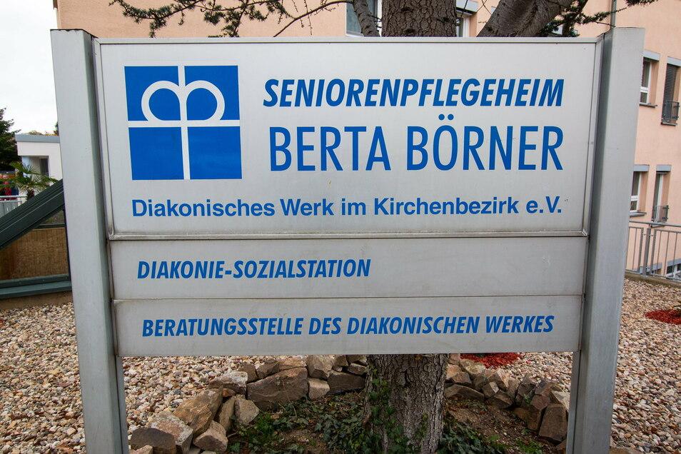 Das Gesundheitsamt hat erneut 50 Tests im Pflegeheim in Roßwein durchgeführt.