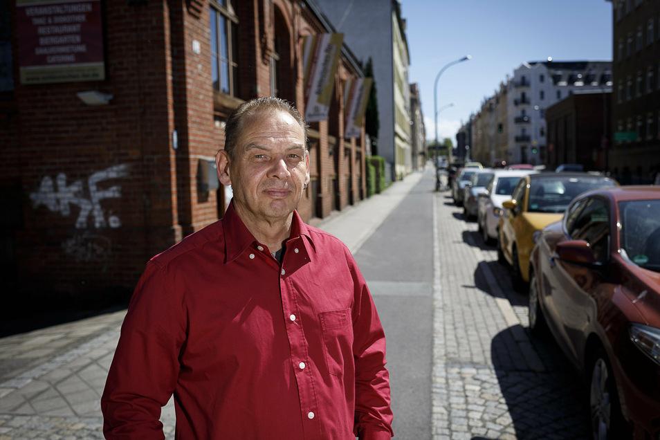 Noch Ende April dieses Jahres sagte Bernd Ribke der SZ, dass er weitermachen wolle mit dem Schlesischen Tor. Doch jetzt ist alles anders.