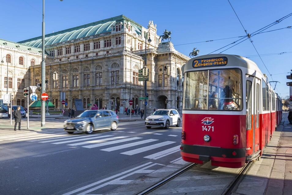 40 Prozent der Wege in Wien werden mit den Öffis zurückgelegt.