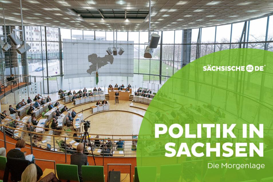 Politik In Sachsen Die Morgenlage Sächsischede