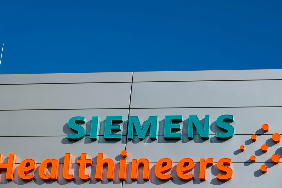 Das neue Hauptquartier des Medizintechnikkonzerns Siemens Healthineers.