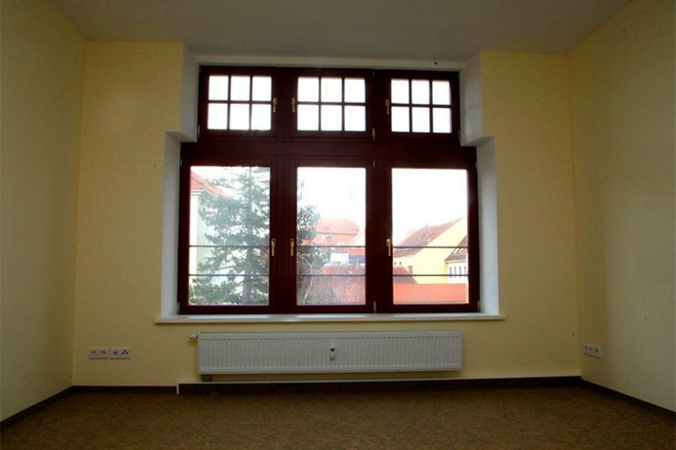 Die  Ein-Raum-Wohnungen sind zwischen 29 zund 45 Quadratmeter groß.