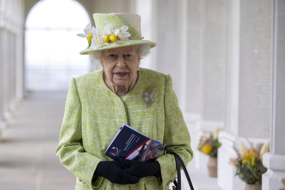 Königin Elizabeth II. von Großbritannien feiert am Mittwoch ihren 95. Geburtstag.