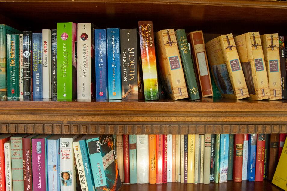 Ein Büchermarkt findet am 11. und 12. September im Vereinshaus Kalkreuth statt.