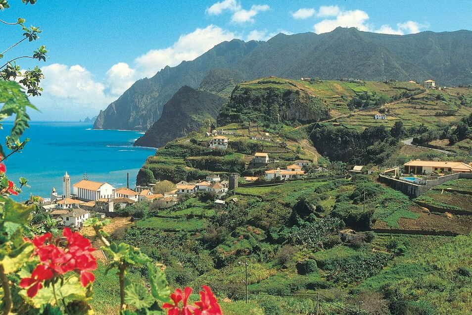 Auf Madeira benötigen gegen das Coronavirus Geimpfte keinen Test mehr.