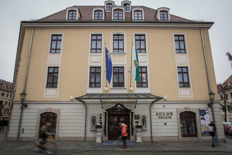 Das Bülow Palais in der Inneren Neustadt in Dresden bietet Luxus in zwölf Suiten und 46 Zimmern.