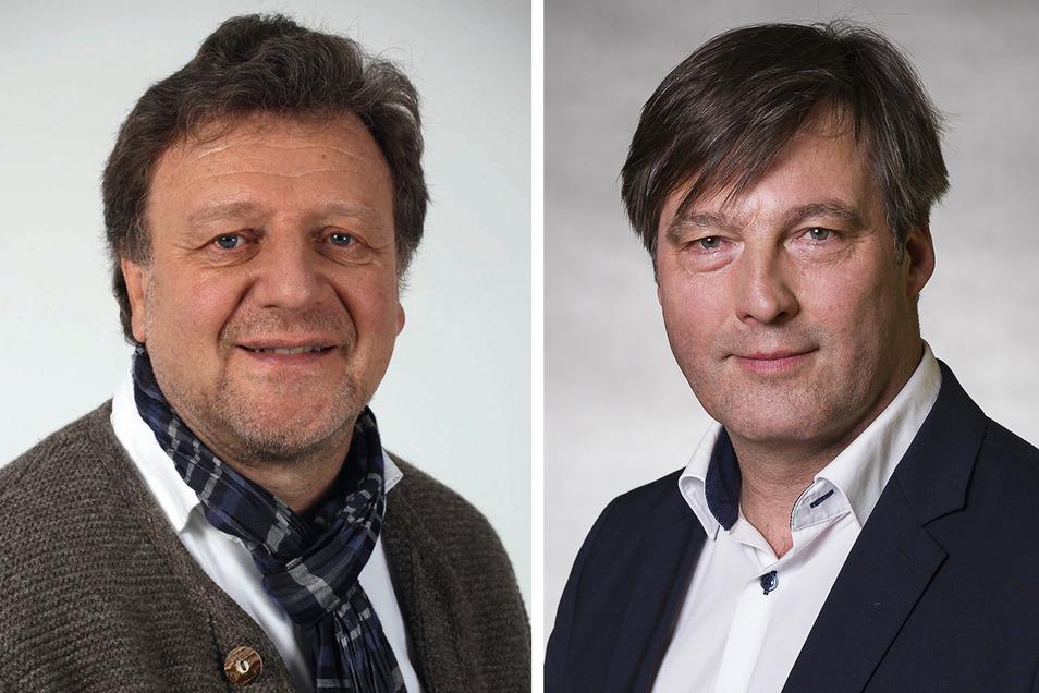 Helmut Goltz geht, Heiko Romsdorf folgt ihm in den Stadtrat in Görlitz.