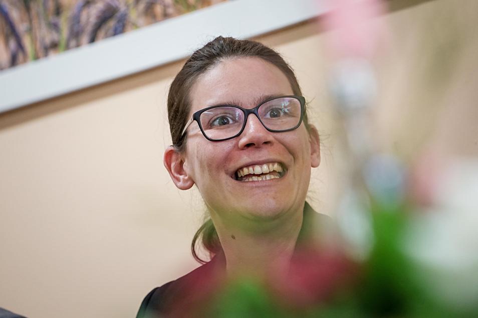 Annalena Schmidt.