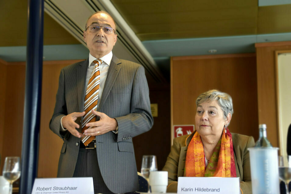 Robert Straubhaar hat die bisherige Flottenchefin Karin Hildebrand am 1. September abgelöst. Sie geht in den Ruhestand.