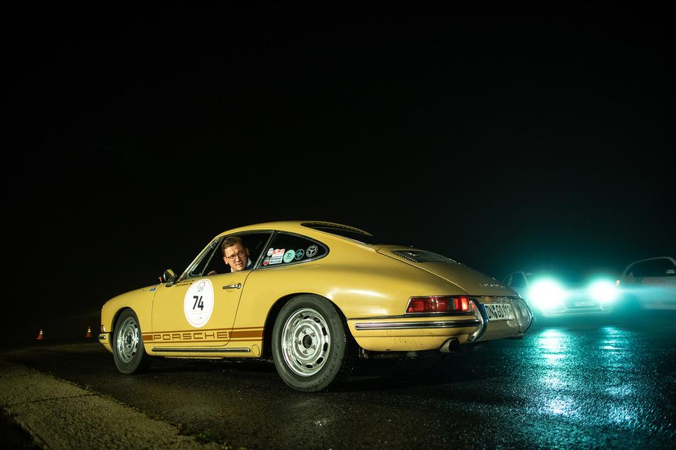 """Impressionen von der""""Rallye Elbflorenz"""""""