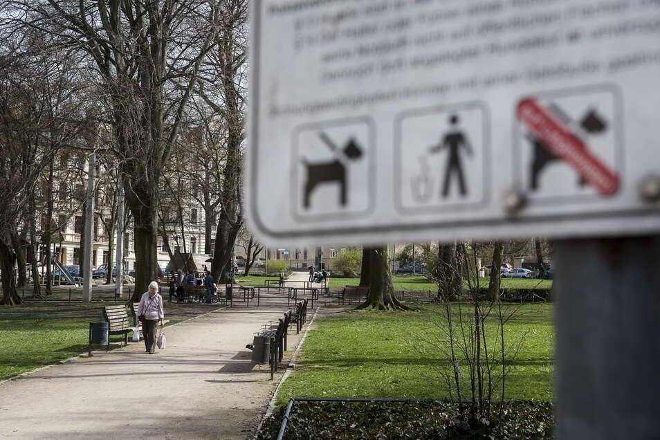 Der Sechsstädteplatz gilt als schwieriges Pflaster, auch als Treffpunkt sozial schwacher Menschen. © Archiv: Pawel Sosnowski/80studio.net