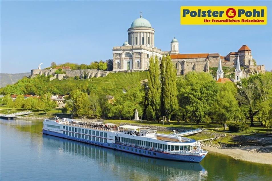 Sommer 2021, Donau-Kreuzfahrt für 2 Personen im Wert von 2180,-€
