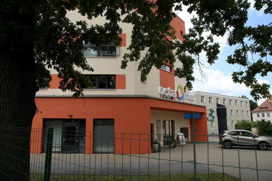 Neben dem Malteser-Krankenhaus St. Carolus befindet sich in Rauschwalde seit neun Jahren das Ärztehaus Octamed.