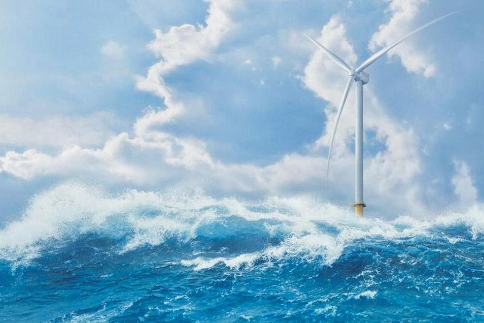 Die neue SG-14-Anlage von Siemens Gamesa soll auf hoher See mit einer 14-Megawatt-Leistung laufen. Bereits 2021 könnte ein Prototyp vor der englischen Küste ans Netz gehen. Eine Serienfertigung ist für 2024 geplant.