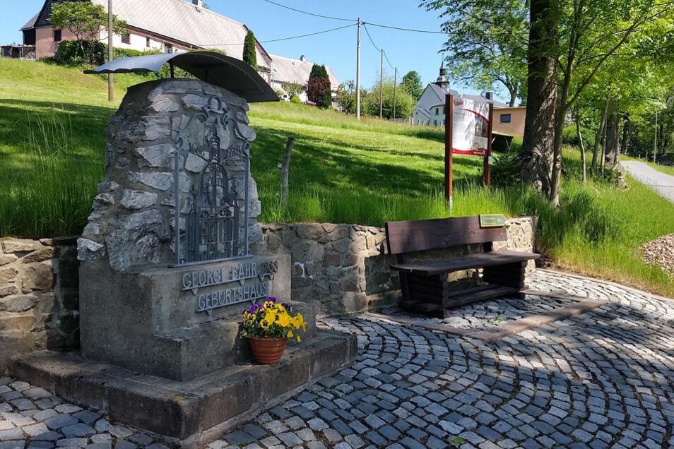 In Fürstenwalde wurde George Bähr geboren.