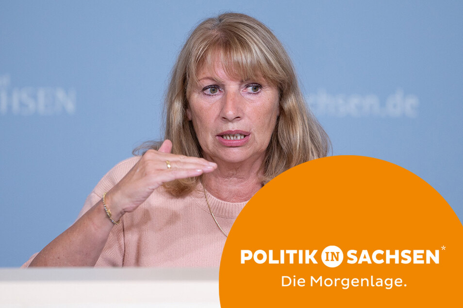 Sachsens Gesundheitsministerin hat klargestellt, dass die 2G-Option nicht beim Einkaufen gelten soll.