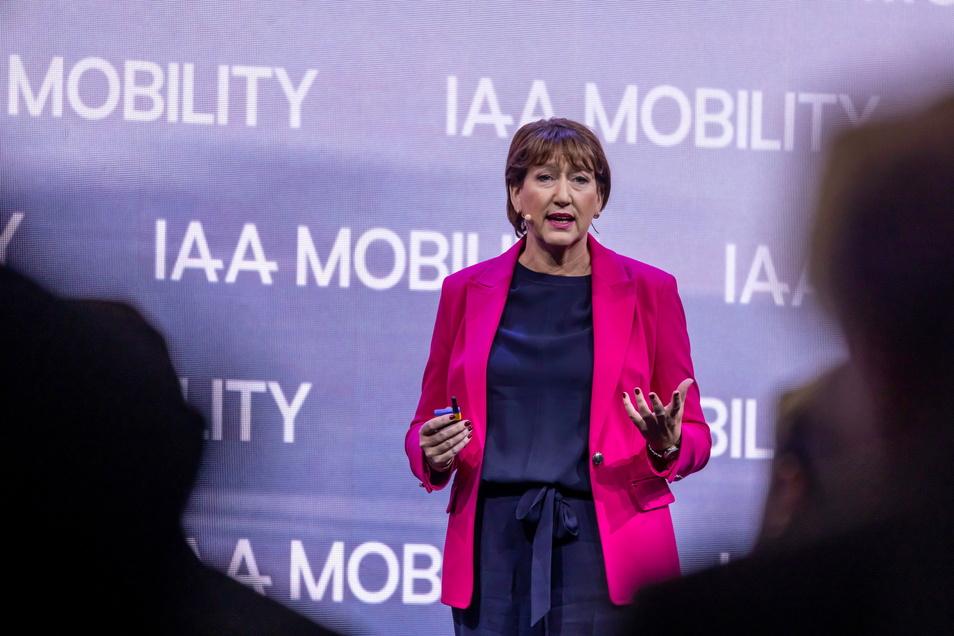 Hildegard Müller ist seit 1. Februar 2020 Präsidentin des Verbandes der Automobilindustrie (VDA).