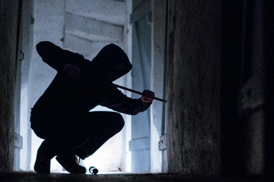 Einbrecher haben in einem Haus in Prohlis unter anderem Schmuck mitgehen lassen.