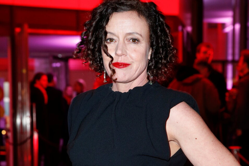 """Maria Schrader hat bei """"Ich bin dein Mensch"""" Regie geführt."""