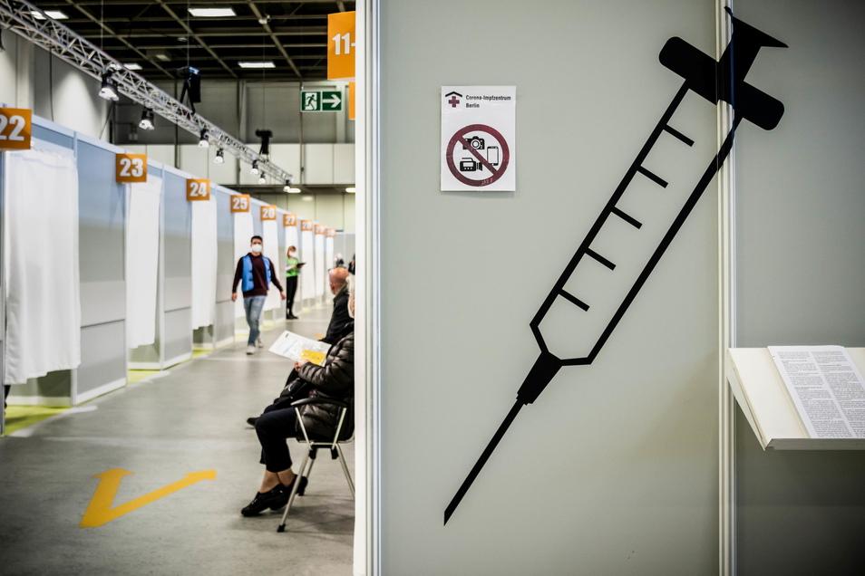 Das Impftempo nimmt ab. Auch in Dresden.