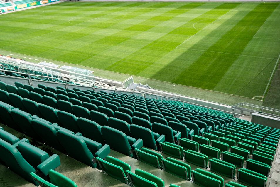 Die Fußball-Bundesliga soll am Wochenende spielen, allerdings ohne Zuschauer.