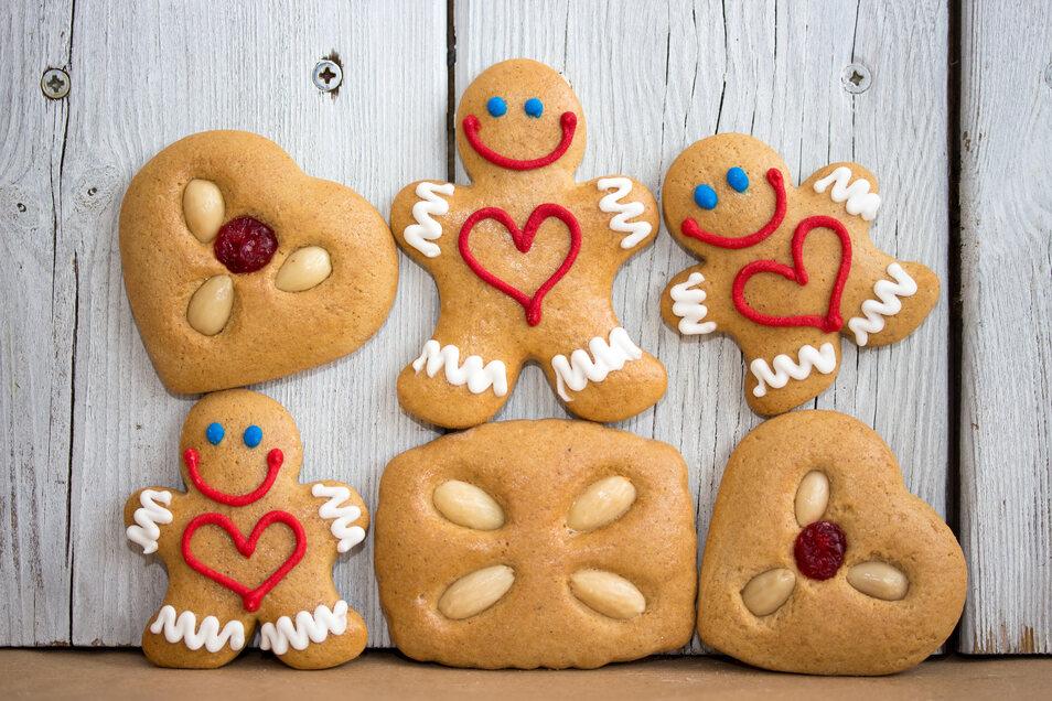 Damals wie heute gehören Pfefferkuchen zum Weihnachtsfest.