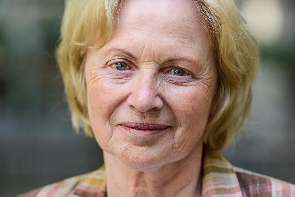 Anneliese Karst ist die neue Vorstandsvorsitzende des Vereins Aktionskreis für Görlitz.