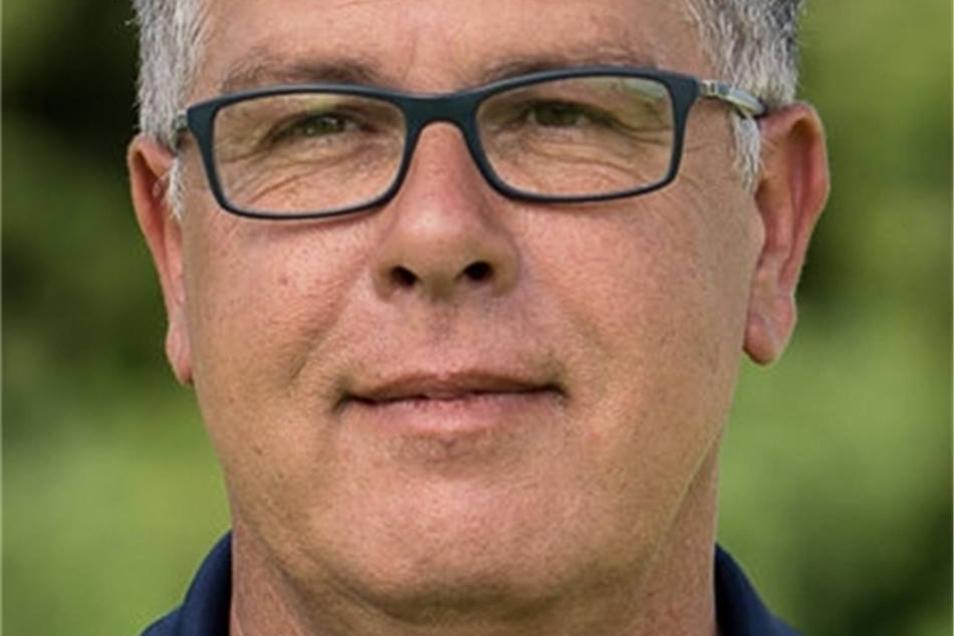 André Petroschke (51), Mannschaftsleiter, Deutschland