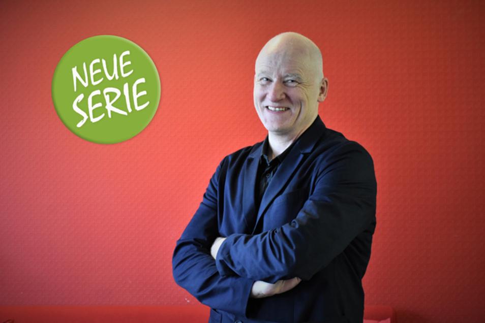 Professor Thorsten Doering arbeitet und forscht seit vielen Jahren auf dem Gebiet der Schlafmedizin. © Steffen Klameth