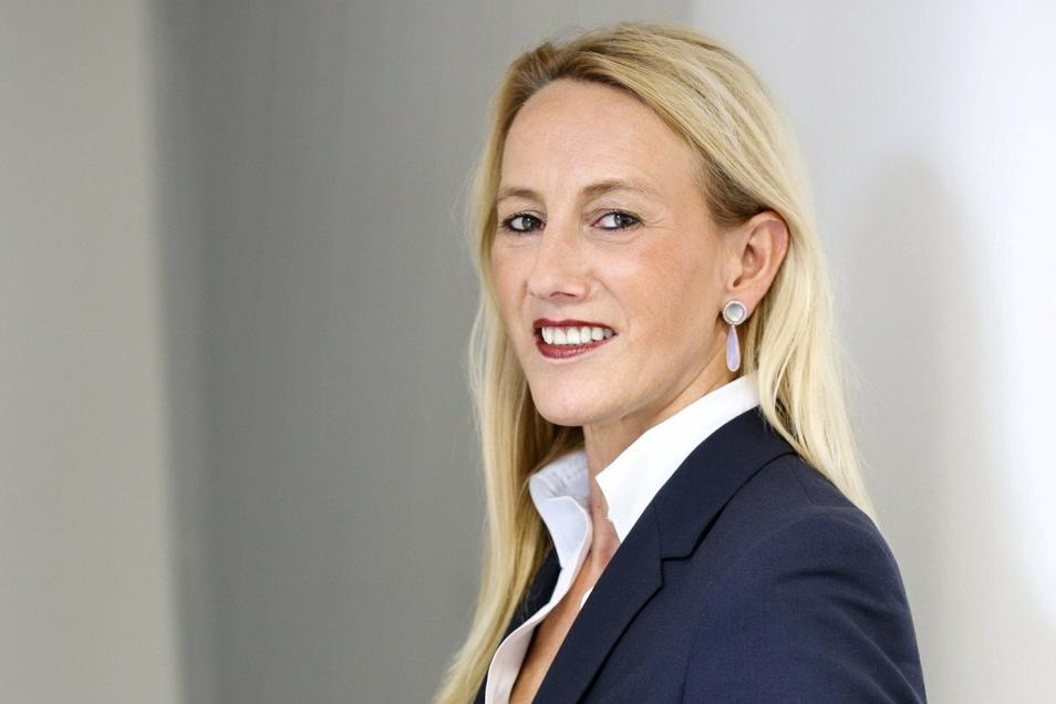 Christine Hutter hat 2008 die Uhrenmanufaktur Moritz Grossmann gegründet und leitet sie seitdem als Geschäftsführerin.