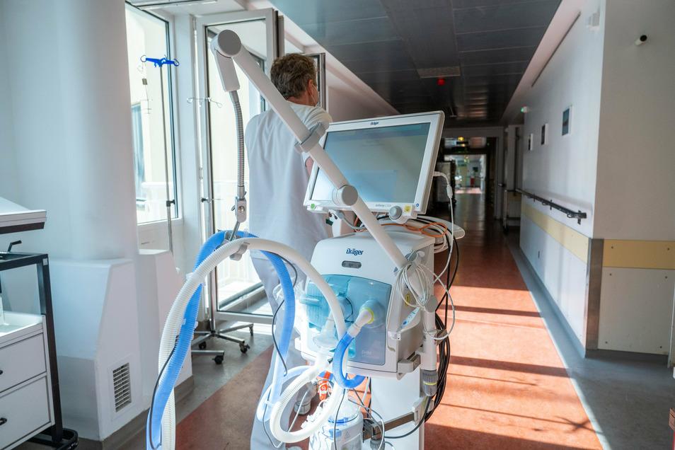Der Lockdown war auch für die Mitarbeiter in den Krankenhäusern der Region eine Herausforderung. Die haben zwar noch keinen Überblick über die Kosten. Trotzdem gibt's bei einer Klinik eine Prämie für das Personal.