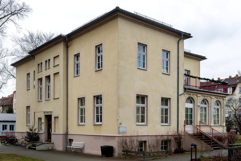 Die Bauarbeiten an der Schiller-Kita in Bautzen beginnen erst 2022.