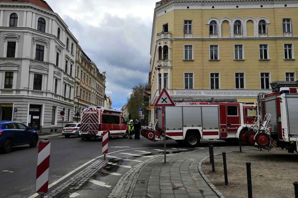 Ein technischer Defekt hatte für einen Kellerbrand gesorgt.