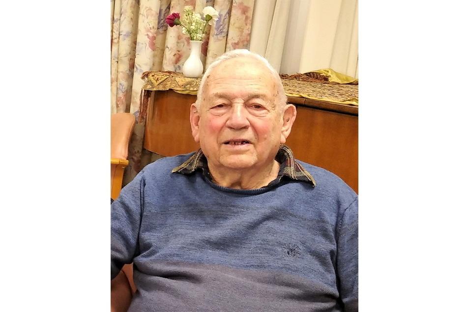 Thomas Geve ist heute 92 Jahre alt.