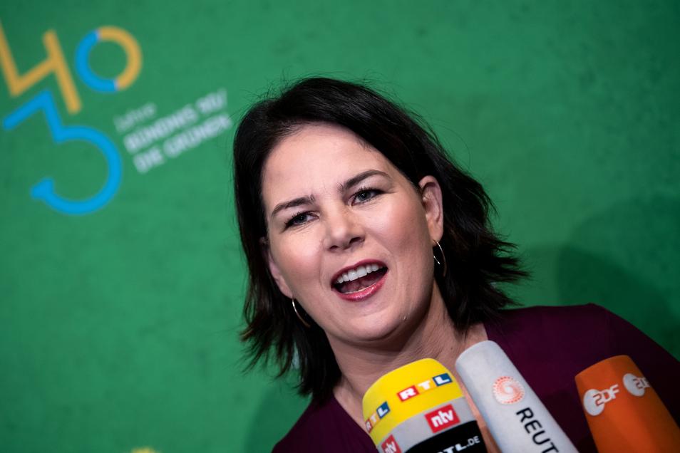 Annalena Baerbock will den Bürgerämtern eine zentrale Rolle bei dem Thema zuweisen.
