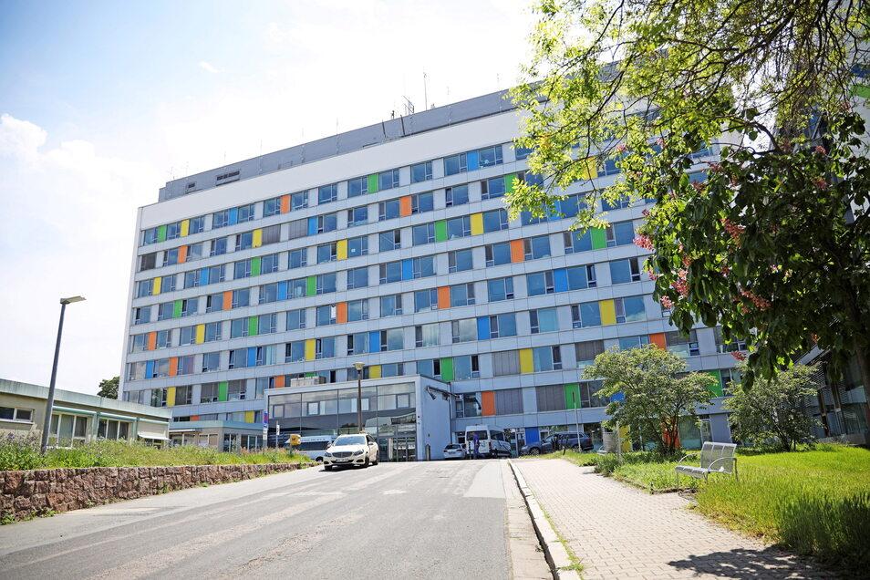 Das Riesaer Krankenhaus lässt sich derzeit als Darmkrebszentrum zertifizieren.