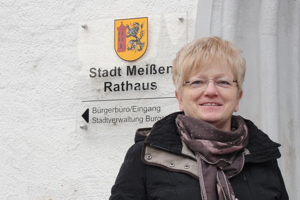 Nach 20. Jahren verlässt Gabriele Richter das Rathaus.