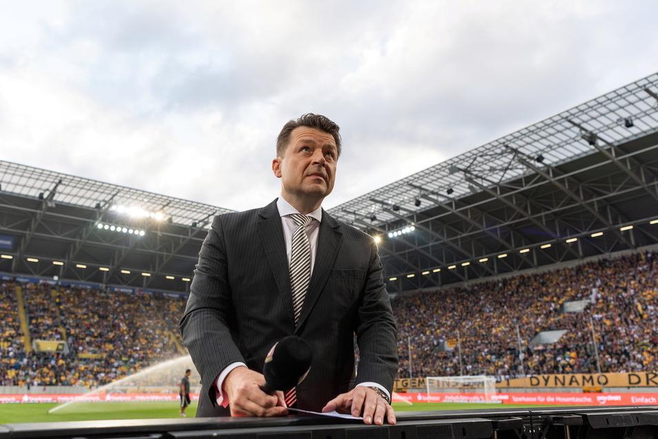 Dynamo-Präsident Holger Scholze wird in einem Ehrenratsverfahren verurteilt.