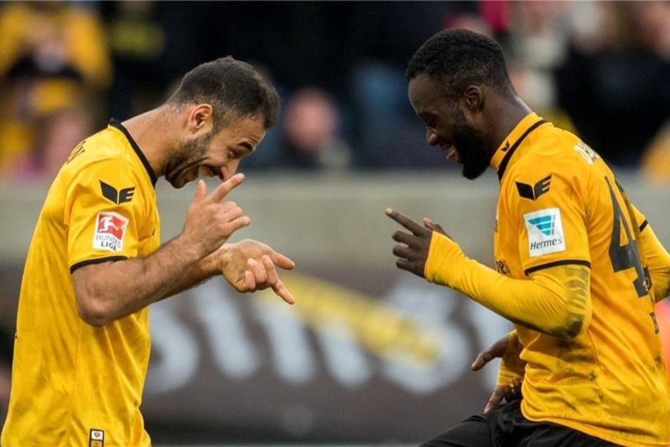 Ein wichtiger später Treffer gelang Akaki Gogia am 13. Spieltag gegen Fürth. Sein Tor in der 86. Minute bedeute zwar das 2:0, doch die Franken schlugen in der Nachspielzeit noch einmal zu. Dank des Doppelpackers Gogia reichte es trotzdem zu drei Punkten.