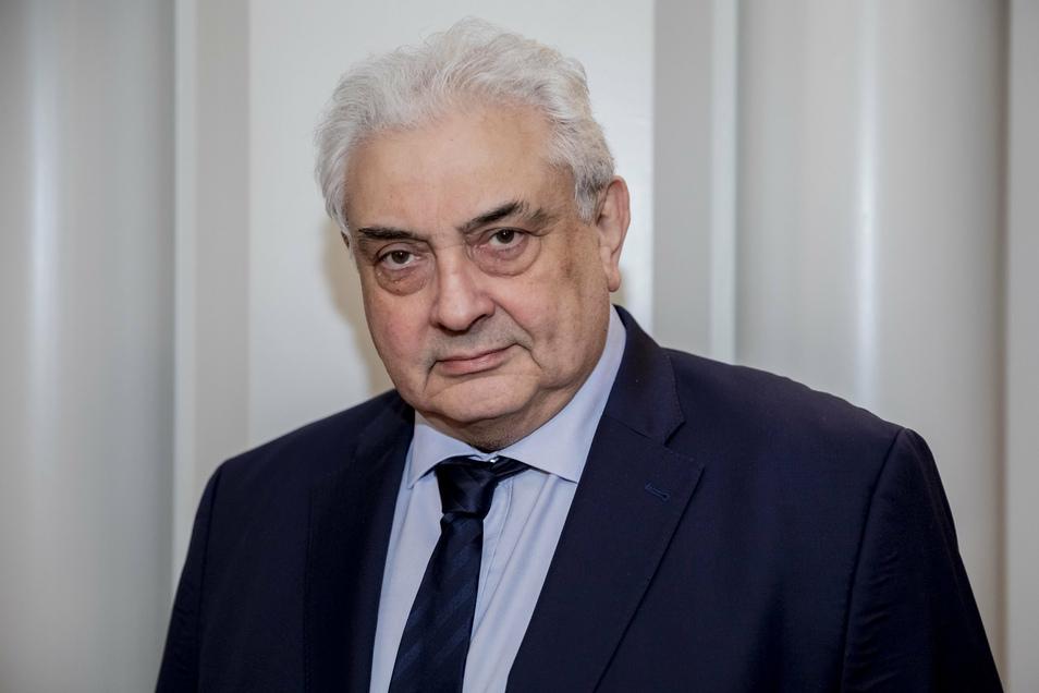 Sergej Netschajew, Botschafter der Russischen Föderation in Deutschland.