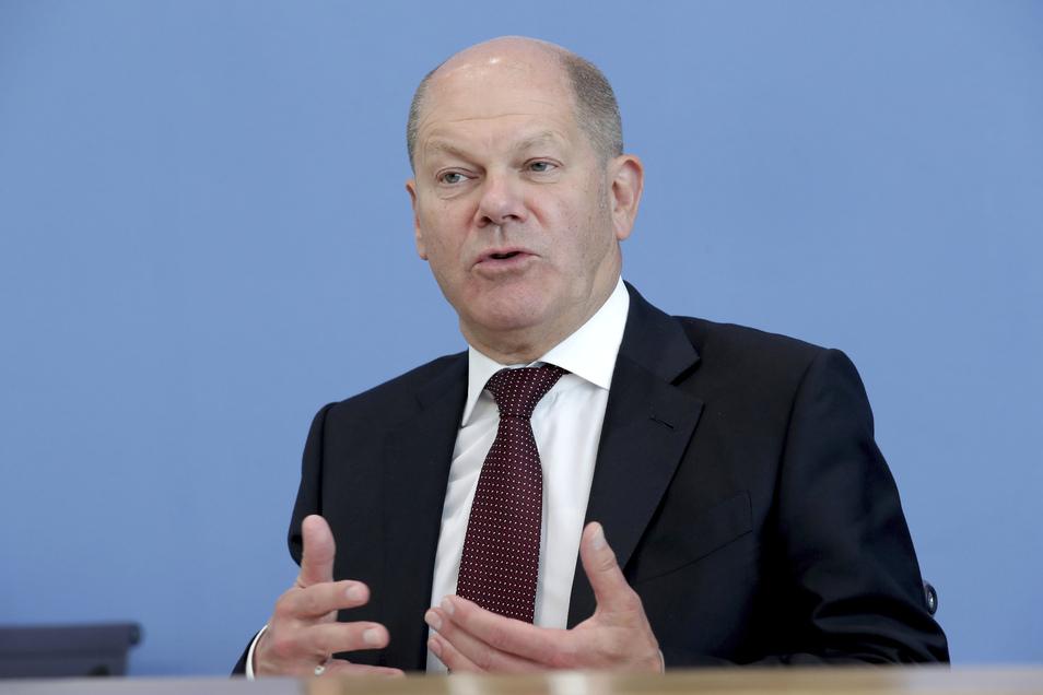 Olaf Scholz hatte die Polizei nach den G-20-Protesten in Hamburg in Schutz genommen.