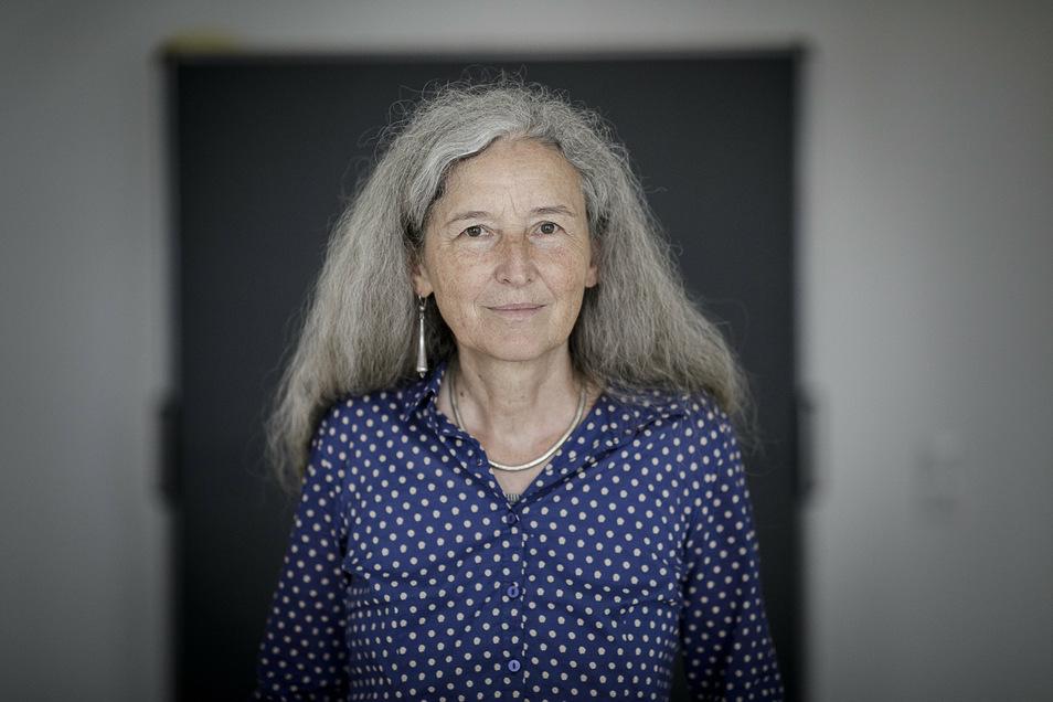 Petra Schickert (62) ist Diplom-Sozialpädagogin und Fachreferentin im Verein Kulturbüro Sachsen.