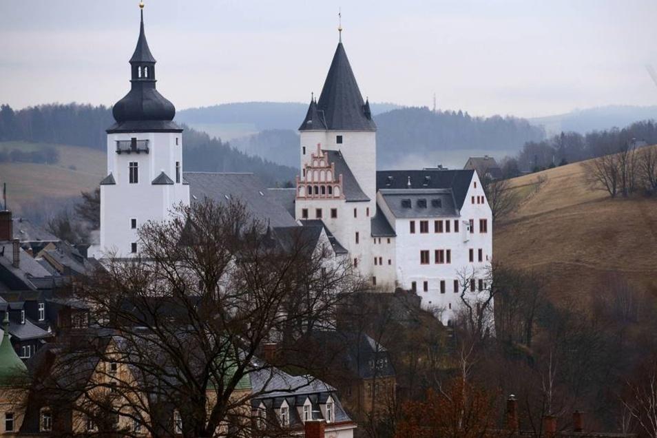 Schloss Schwarzenberg.