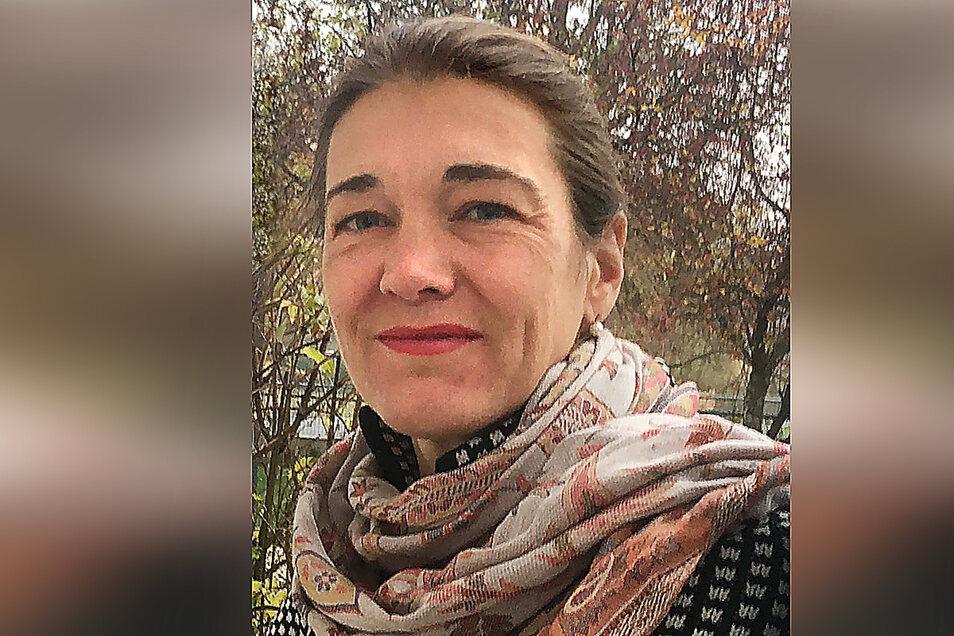 Astrid Hadan ist die neue Stadtteil-Managerin und seit Anfang 2019 auch Sprecherin der Kultur- und Werbegilde Altkötzschenbroda.