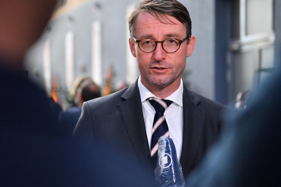Innenminister Roland Wöller will eine Koordinierungsstelle für Extremismus einrichten.